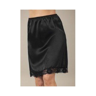 "Grenier 18"" Half Slip With Lace Trim (820) at  Women�s Clothing store"
