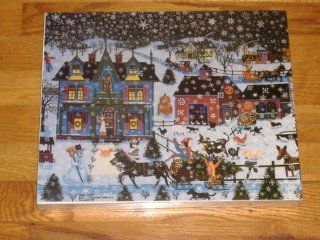 TWO ALIKE   Great American Puzzle Factory   BILL DODGE   550 PIECE JIGSAW PUZZLE #986 Toys & Games