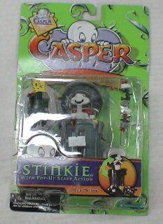 Casper the Friendly Ghost Stinkie Figure Toys & Games