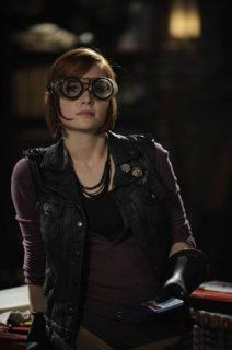 Allison Scagliotti Poster Warehouse 13 Goggles   Prints
