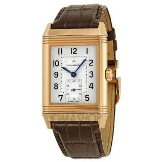 Jaeger LeCoultre Grande Reverso 976 Leather Mens Watch Q3732420 Jaeger LeCoultre Watches