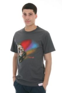 Diamond Supply Reflection Tee in Chorcoal (C13 P104 CHARCOAL): Clothing