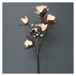 The Light Garden NE LOT Natural Elements Lighted Lotus Flowers with 20 Bulbs, 34 Inch Tall: Home Improvement