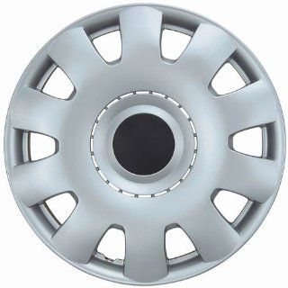 "Drive Accessories KT 986 15S/BK, Volkswagen Passat, 15"" Silver w/ Black Center Replica Wheel Cover, (Set of 4): Automotive"