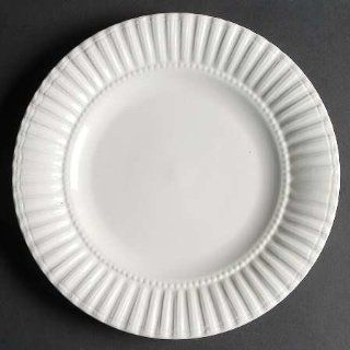 Thomson Maison White Dinner Plate, Fine China Dinnerware: Kitchen & Dining