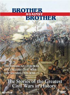 Brother Against Brother Boxed Set / English Civil War, Spanish Civil War, American Civil War Brother Against Brother Movies & TV