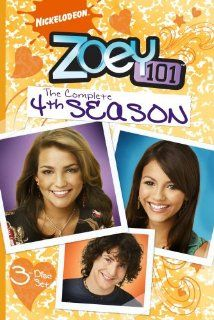 Zoey 101: Season 4: Jamie Lynn Spears, Paul Butcher, Sean Flynn, Victoria Justice, Christopher Massey, Erin Sanders, Matthew Underwood: Movies & TV