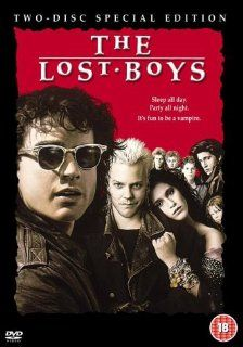 The Lost Boys: Jason Patric, Corey Haim, Dianne Wiest, Barnard Hughes, Edward Herrmann, Kiefer Sutherland, Jami Gertz, Corey Feldman, Jamison Newlander, Brooke McCarter, Billy Wirth, Alex Winter, Joel Schumacher, Harvey Bernhard, John W. Hyde, Mark Damon,