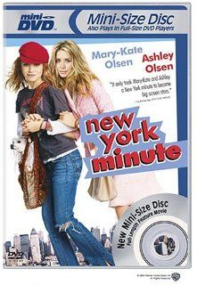 New York Minute (Mini DVD): Conrad Bergschneider, Dominic Cuzzocrea, Mary Bond Davis, Kathleen Laskey, Andrea Martin, Bob Saget, Eugene Levy, Ashley Olsen, John Hemphill, Mary Kate Olsen, Damon D'Oliveira, Marsha Garces Williams, Alison Northcott, Alan