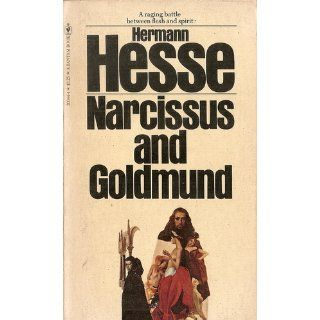 Narcissus and Goldmund Hermann Hesse, Ursule Molinaro 9780553275865 Books