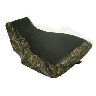 YAMAHA KODIAK 400/450 FITS MODEL YEAR 2000 AND UP ALSO FITS YAMAHA GRIZZLY 400/450/660 MODELS FOR ALL YEARS BLACL CENTER REALTREE HARDWOODS: Automotive