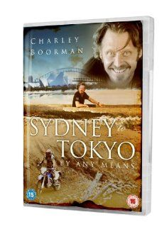 Charley Boorman: Sydney to Tokyo by Any Means [Regions 2 & 4]: Charley Boorman, Samuel Simon, Claudio von Planta, Robin Shek, CategoryArthouse, CategoryCultFilms, CategoryDocumentaries, CategoryMiniSeries, CategoryUK, film movie Documentary Documentari