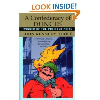 A Confederacy of Dunces   Kindle edition by John Kennedy Toole, Walker Percy. Literature & Fiction Kindle eBooks @ .