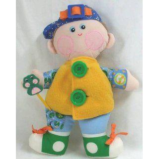 """Playskool Dapper Dan 14"""" Plush Toys & Games"""