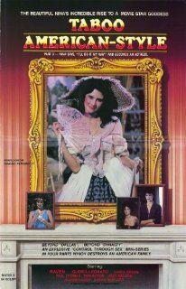 Taboo American Style 3: Nina Becomes an Actress Poster 27x40RavenGloria Leonard Carol Cross   Prints
