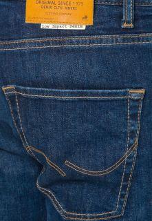 Jack & Jones BEN ORIGINAL   Slim fit jeans   blue