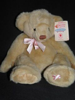 """Cancer Bears for a Cause Susan Bear 16"""" with Bonus Pin Toys & Games"""