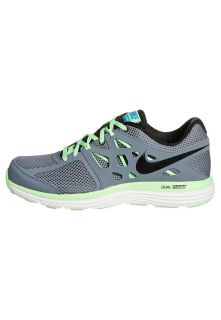 Nike Performance DUAL FUSION LITE   Cushioned running shoes   grey