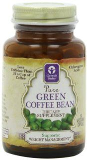 Genesis Nutrition Genesis Today Pure Green Coffee Bean Diet Supplement, 60 Count Health & Personal Care