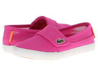 Lacoste Kids Marice Aur 2 SP14 Girls Shoes (Purple)