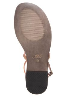 ... IKKS SIDONE VAQUETTA Sandals orange ... 1e7fbc923ffd