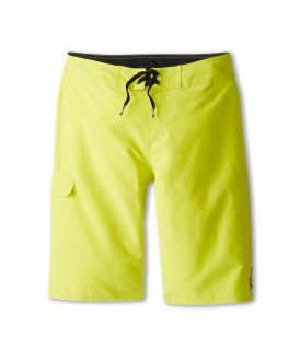 Quiksilver Kids Stomping Boardshort Boys Swimwear (Yellow)