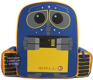 Disney Pixar Wal E Light Up Backpack MULTI: Toys & Games