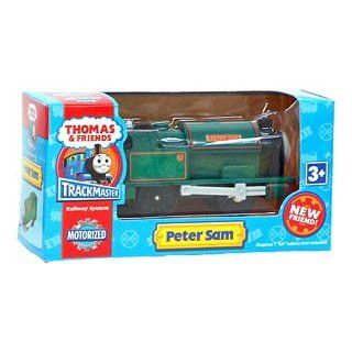 THOMAS TrackMaster   Peter Sam: Toys & Games