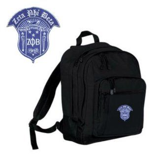 Zeta Phi Beta Backpack: Everything Else