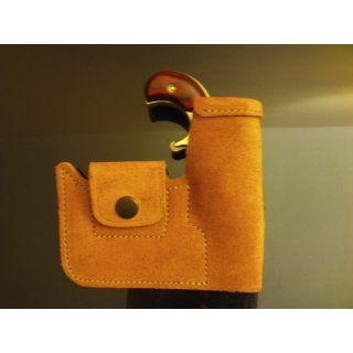 Galco Pocket Protector Holster for NAA Mini Revolver .22 (Natural, Ambi)  Airsoft Stomach Band Holsters  Sports & Outdoors