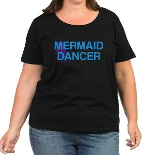 Mermaid Dancer Pitch Perfect Plus Size T Shirt by movieandtvtees