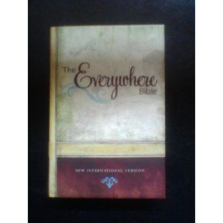 THE EVERYWHERE BIBLE [Hardcover] by ZONDERVAN; JOYCE MEYER MINISTRIES: ZONDERVAN, JOYCE MEYER MINISTRIES: Books