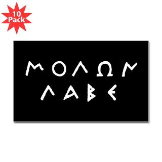 Molon Labe Decal by libertymaniacs