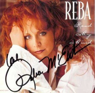 Autographed REBA McENTIRE CD  Other Products
