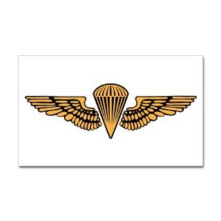 Marine Corps Jump Wings (Airb Decal by hooahjoes