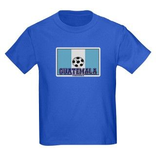 Guatemala soccer flag T by EsperanzasHope
