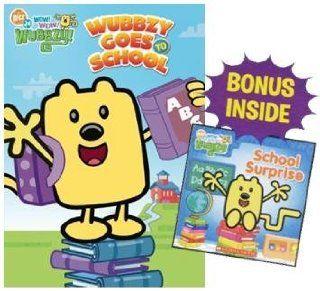 Wubbzy: Wubbzy Goes To School: Grey DeLisle, Lara Jill Miller, Carlos Alazraqui, Tara Strong, Frank Welker, Bob Boyle, Susan Miller Lazar, Fred Seibert: Movies & TV