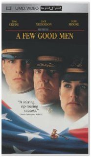 A Few Good Men [UMD for PSP]: Association of Former Fish Drill Team, Kevin Bacon, Xander Berkeley, Wolfgang Bodison, David Bowe, Harry Caesar, Frank Cavestani, Matt Craven, Michael de Lorenzo, Jr. Cuba Gooding, John M. Jackson, Oscar Jordan, Lawrence Lowe,