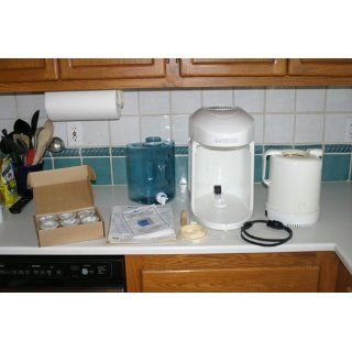 Waterwise 9000 Water Distiller: Kitchen & Dining