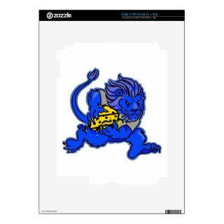 GOTCHA CHEESEBALL DECAL FOR iPad 2