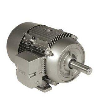 Siemens 1LE21212BB214AA3 20 HP 1800 Rpm 230/460 volt 256t General Purpose Electric Motor Nema Premium Efficient Aluminum Frame, Aluminum Rotor   Electric Fan Motors