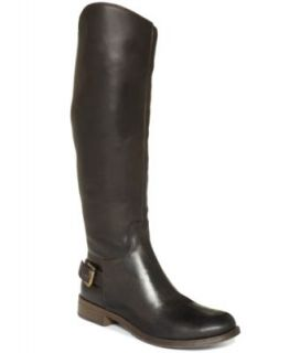 Clarks Womens Plaza Pug Riding Boots   Shoes