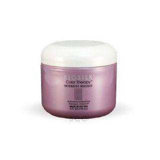 Biosilk Color Therapy Intensive Masque 4 Oz : Standard Hair Conditioners : Beauty