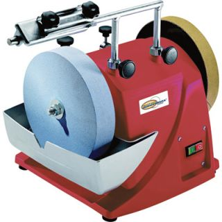 Northern Industrial Wet Sharpening System — 8in. Wheels  Blade Sharpeners