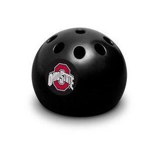 Ohio State Buckeyes Floor Cue Stand   Black  Sports Fan Billiards Equipment  Sports & Outdoors