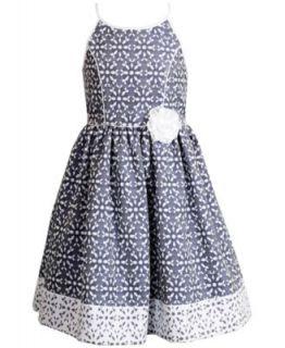 Speechless Girls Polka Dot Dress   Kids