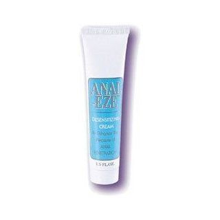 Anal Eze Desensitizing Cream: Health & Personal Care