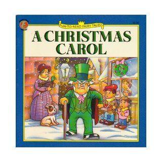 A Christmas Carol (Fun to Read Fairy Tales) Paul Hernandez 9781561441617 Books