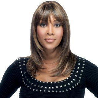 H 201 Human Hair Wig by Vivica Fox Toys & Games