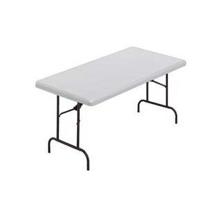 ICE65223   Iceberg IndestrucTable TOO 1200 Series Resin Folding Table